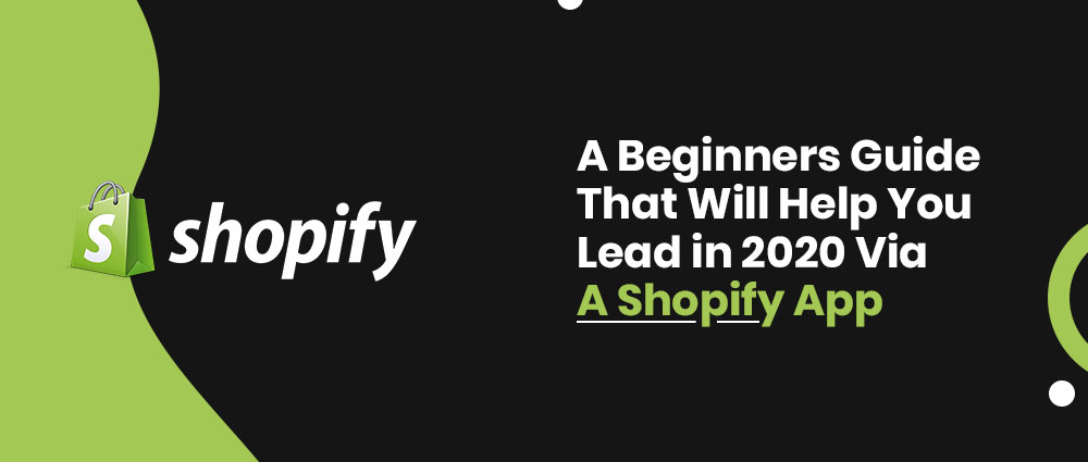 How to develop a shopify app