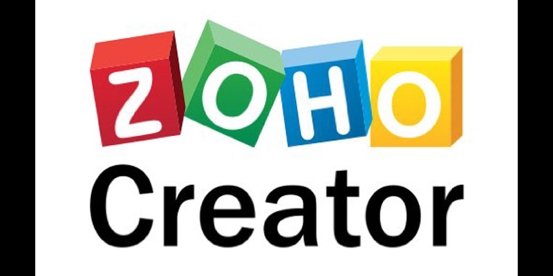 Low Code App Development Tool - Zoho Creator