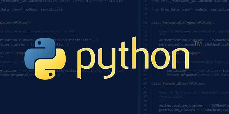 Python Android Development Software