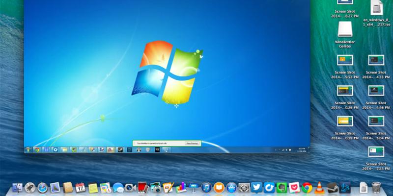 Install Virtual PC Application Mac OS X