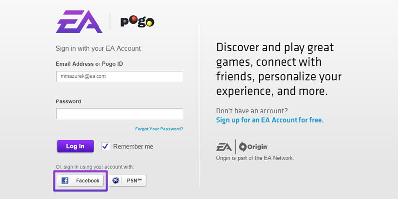 Creating-EA-Account