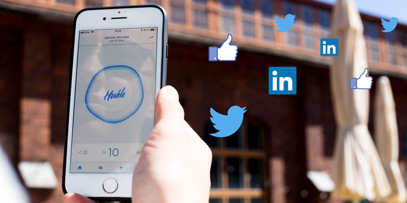 hookle-online-mobile-application