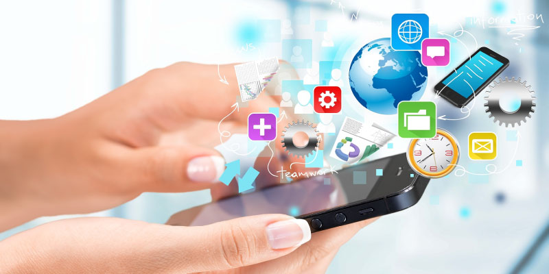 Enterprise mobile apps are becoming more common