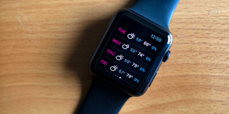 Native Apple Watch Apps